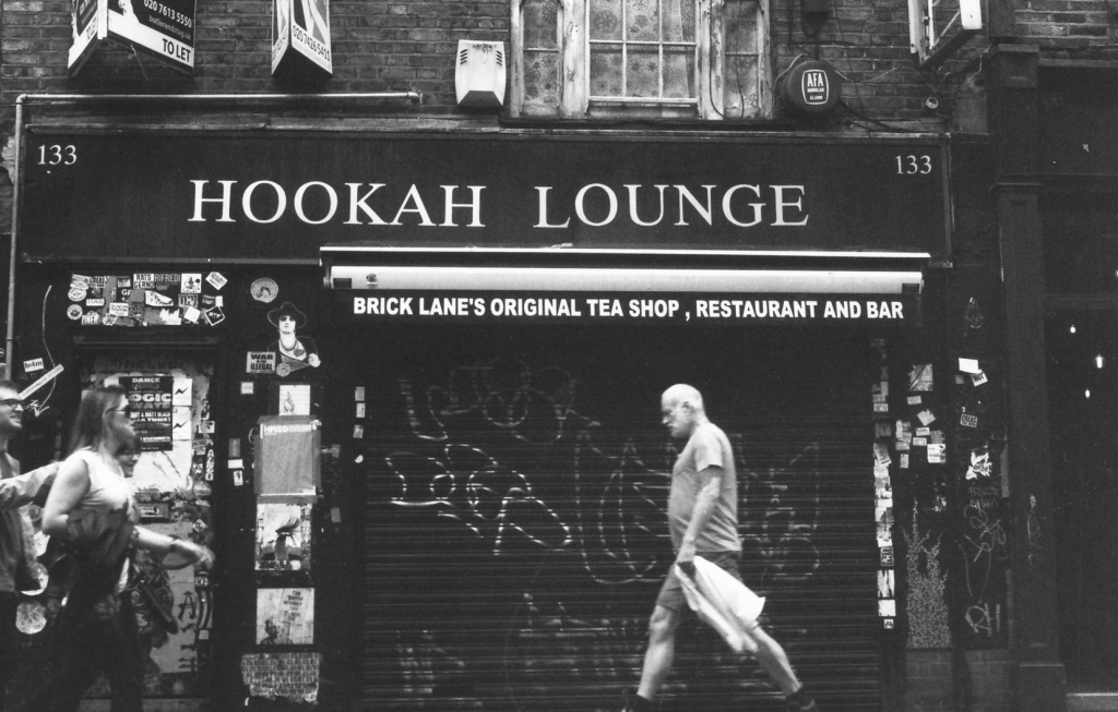 Hookah Lounge Bricklane London